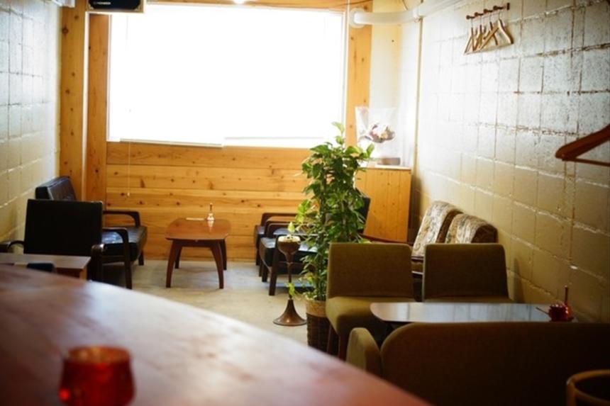 大分のカフェ・バー、ラフプラスでネム払い・ネム決済