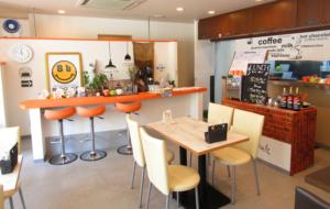 大阪、南堀江のビットカフェでネム払い・ネム決済